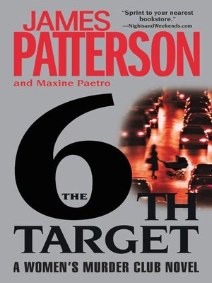 Click this cover for a(n) eBook sample of The 6th Target.