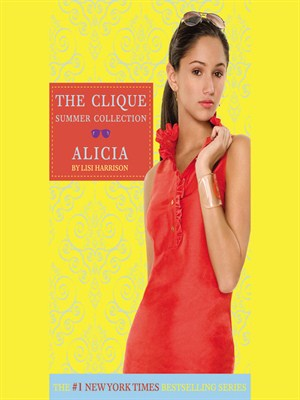 Click this cover for a(n) Audiobook sample of Alicia.