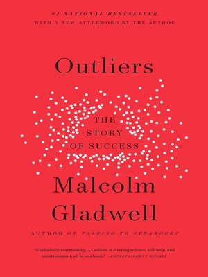 Click this cover for a(n) eBook sample of Outliers.