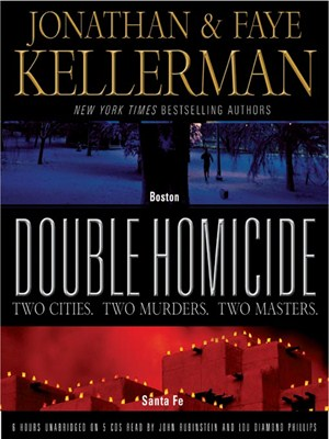 Click this cover for a(n) Audiobook sample of Double Homicide.