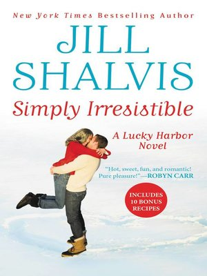 Click this cover for a(n) eBook sample of Simply Irresistible