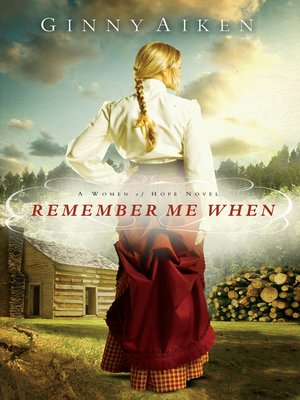 Cover of Remember Me When