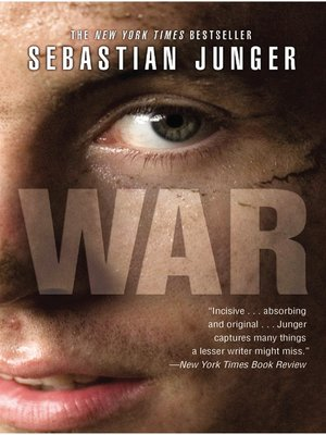 Click this cover for a(n) eBook sample of WAR.