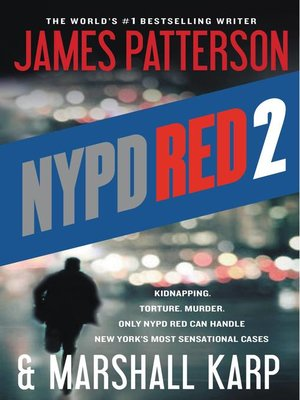 Click this cover for a(n) eBook sample of NYPD Red 2