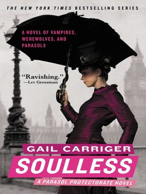 Cover of Soulless
