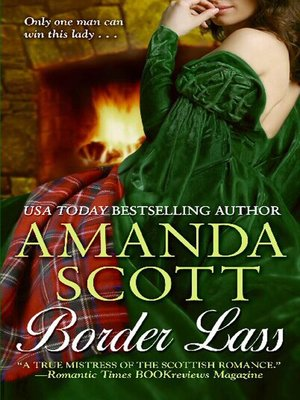 Click this cover for a(n) eBook sample of Border Lass