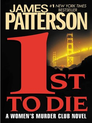 Click this cover for a(n) eBook sample of 1st to Die.