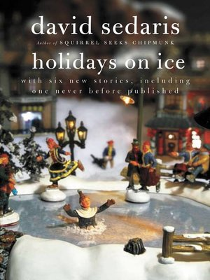 Click this cover for a(n) eBook sample of Holidays on Ice