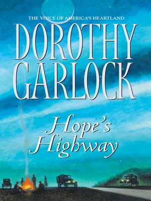 Click this cover for a(n) eBook sample of Hope's Highway