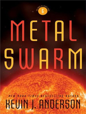 Cover of Metal Swarm