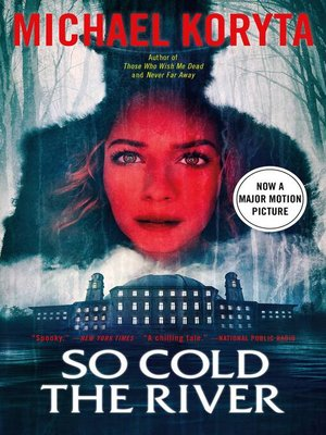Click this cover for a(n) eBook sample of So Cold the River
