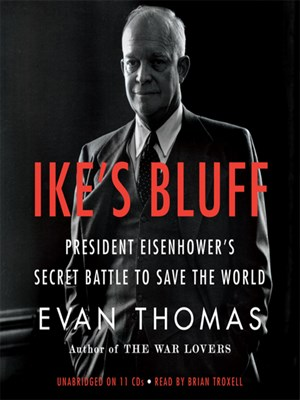 Click this cover for a(n) Audiobook sample of Ike's Bluff.