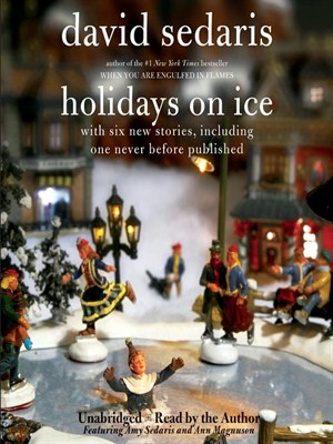 Click this cover for a(n) Audiobook sample of Holidays on Ice.