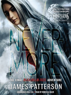 Click this cover for a(n) Audiobook sample of Nevermore.