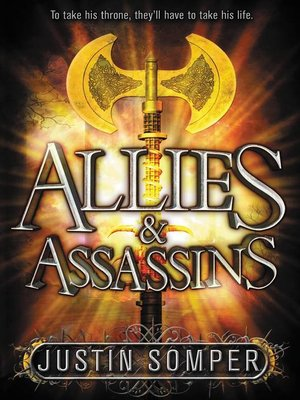 Click this cover for a(n) eBook sample of Allies & Assassins