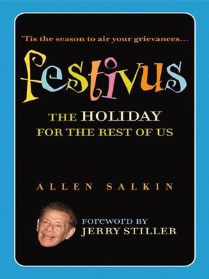 Click this cover for a(n) eBook sample of Festivus