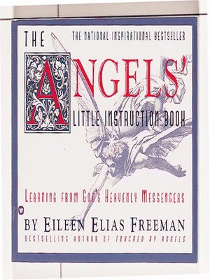 Click this cover for a(n) eBook sample of The Angels' Little Instruction Book.