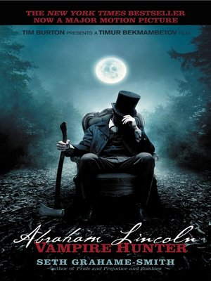 Cover of Abraham Lincoln, Vampire Hunter