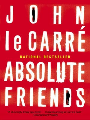 Click this cover for a(n) eBook sample of Absolute Friends