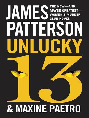 Click this cover for a(n) eBook sample of Unlucky 13