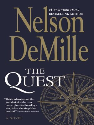 Click this cover for a(n) eBook sample of The Quest.