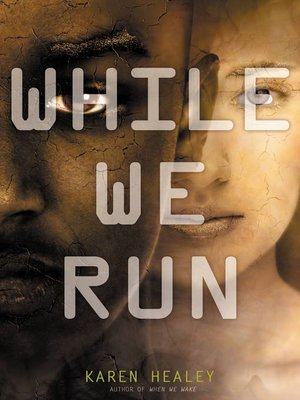 Click this cover for a(n) eBook sample of While We Run.