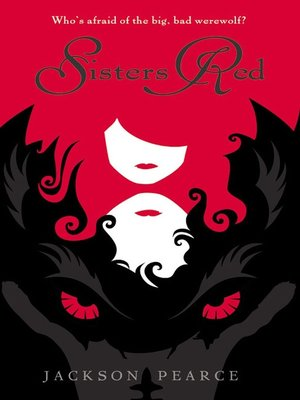 Click this cover for a(n) eBook sample of Sisters Red.