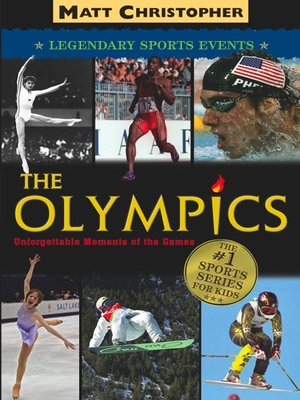 Click this cover for a(n) eBook sample of The Olympics.