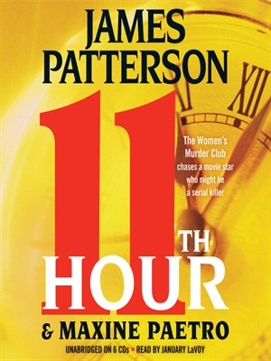 Click this cover for a(n) Audiobook sample of 11th Hour.
