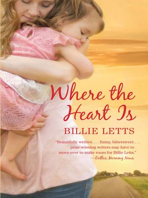 Click this cover for a(n) eBook sample of Where the Heart Is