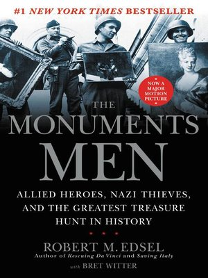 Click this cover for a(n) eBook sample of The Monuments Men.
