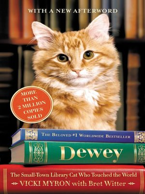 Click this cover for a(n) eBook sample of Dewey.