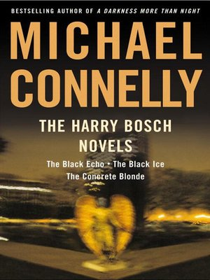 Cover of The Harry Bosch Novels, Volume 1