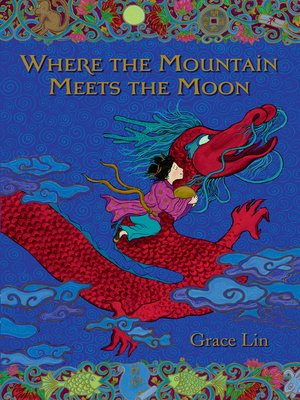 Click this cover for a(n) eBook sample of Where the Mountain Meets the Moon.