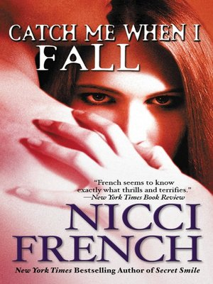 Click this cover for a(n) eBook sample of Catch Me When I Fall