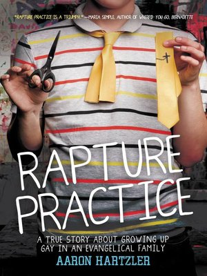 Click this cover for a(n) eBook sample of Rapture Practice