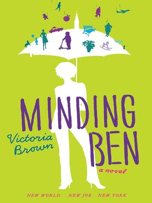 Click this cover for a(n) eBook sample of Minding Ben.