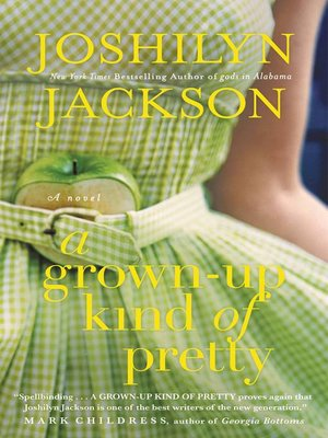 Cover of A Grown-Up Kind of Pretty