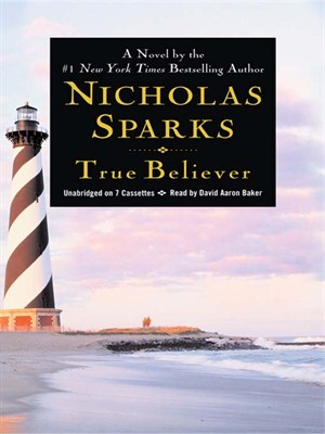 Click this cover for a(n) Audiobook sample of True Believer.