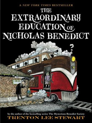 Cover of The Extraordinary Education of Nicholas Benedict