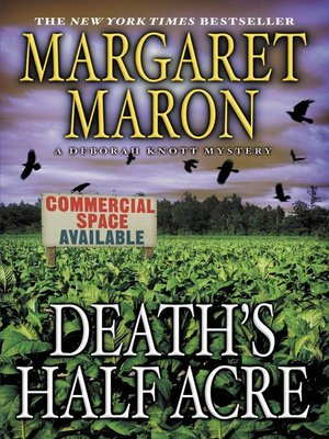 Click this cover for a(n) eBook sample of Death's Half Acre.