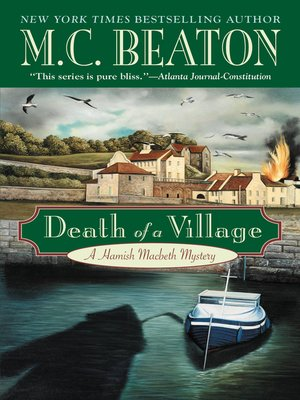 Click this cover for a(n) eBook sample of Death of a Village.