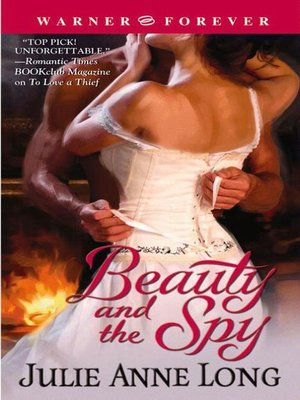Click this cover for a(n) eBook sample of Beauty and the Spy.
