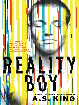Cover of Reality Boy