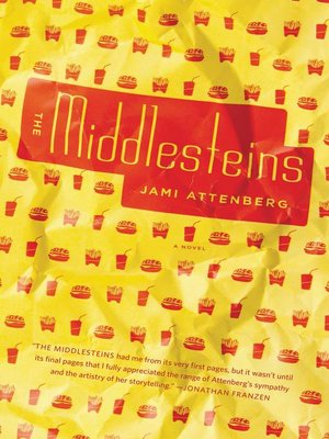 Click this cover for a(n) eBook sample of The Middlesteins.