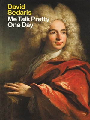 Click this cover for a(n) eBook sample of Me Talk Pretty One Day.