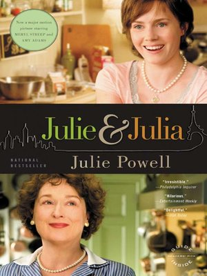 Click this cover for a(n) eBook sample of Julie and Julia.