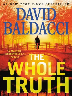 Click this cover for a(n) eBook sample of The Whole Truth.
