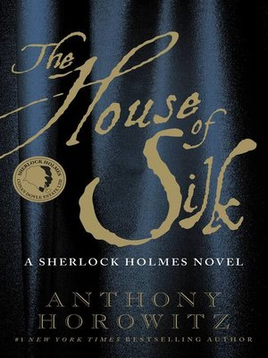 Click this cover for a(n) eBook sample of The House of Silk.