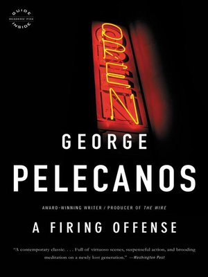 Cover of A Firing Offense